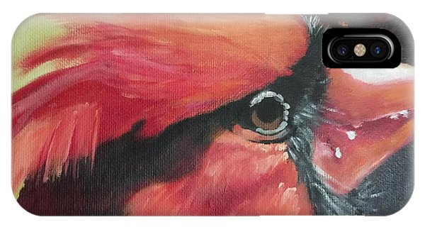 God's Whistle IPhone Case