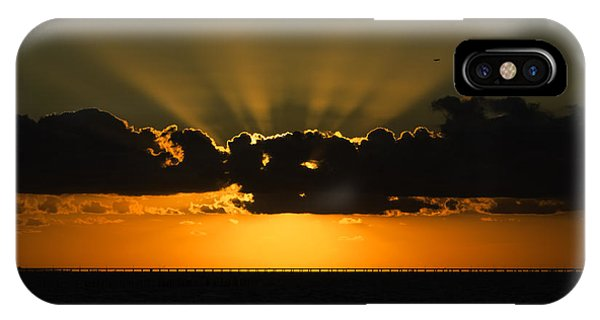 God's Wi-fi Signal IPhone Case