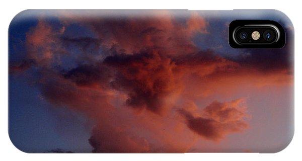 Godzilla Cloud-debbie-may Phone Case by Debbie May