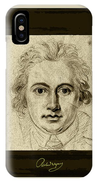 Goethe IPhone Case
