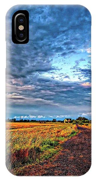 Steve Harrington iPhone Case - Goin' Home by Steve Harrington