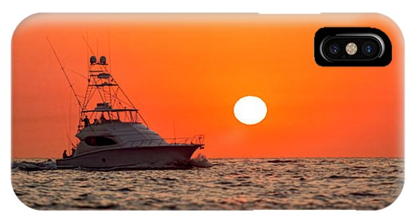 Going Fishing IPhone Case