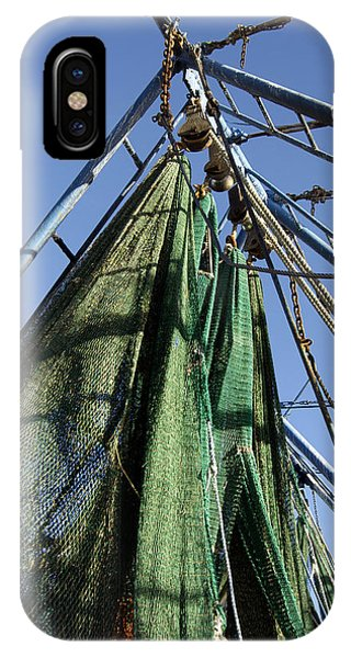 Skipjack iPhone Case - Going Fishing by Skip Willits