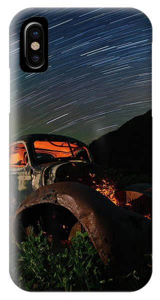 Anima iPhone Case - Going Nowhere Fast by Mike Berenson