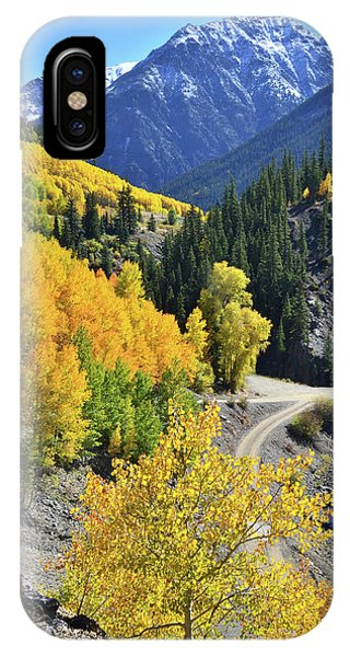 Going Off Road IPhone Case
