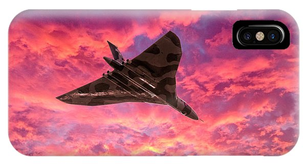 Going Out In A Blaze Of Glory IPhone Case