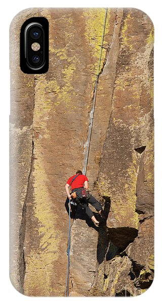 Basalt iPhone Case - Going Up by Mike Dawson