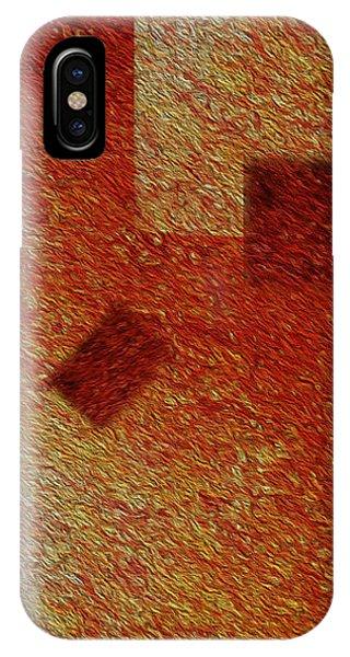 Gold 1 IPhone Case