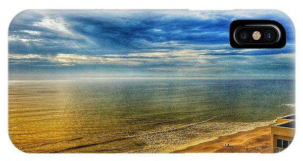 Gold Beach  IPhone Case