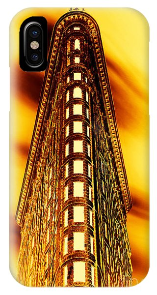Building iPhone Case - Gold Bullion by Az Jackson
