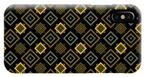 iPhone Case - Gold Nights by Lisa Marie Towne