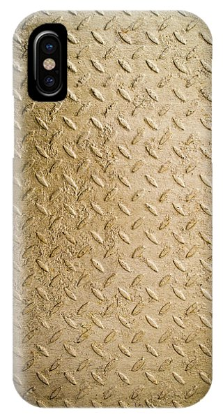 Grit Of Goldfinger IPhone Case
