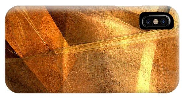 Gold Still IPhone Case