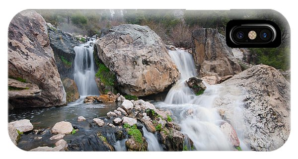 Goldbug Hot Springs IPhone Case