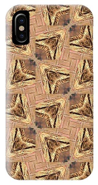 Golden Arrowheads IPhone Case