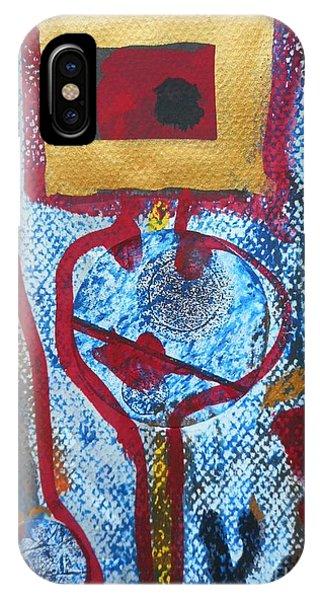 Golden Child-1 IPhone Case