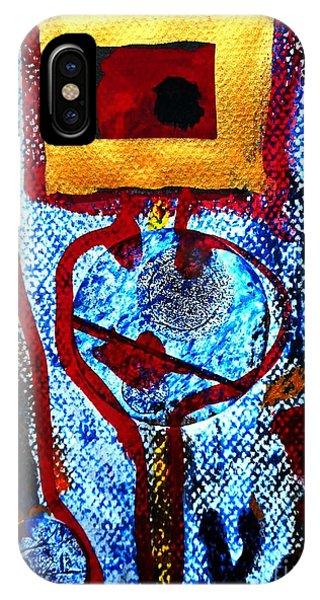 Golden Child-2 IPhone Case
