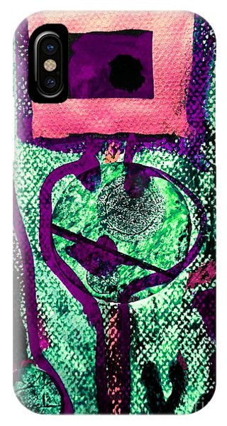 Golden Child-3 IPhone Case