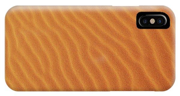 Golden Desert Sands IPhone Case