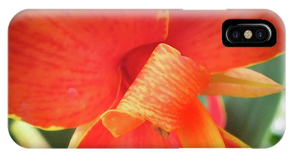 IPhone Case featuring the photograph Golden Edge by David Coblitz