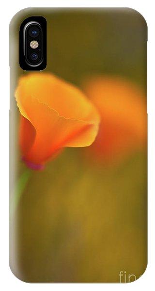 Golden Gate Bridge iPhone Case - Golden Edges by Mike Reid