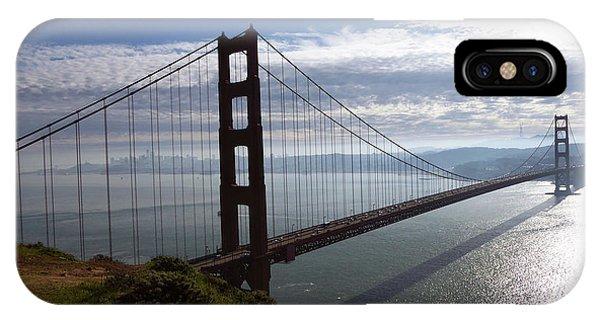Golden Gate Bridge-2 IPhone Case