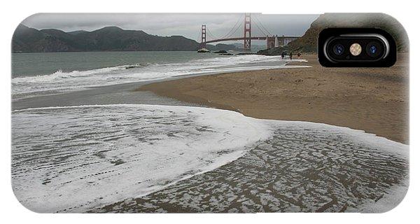 Golden Gate Study #3 IPhone Case