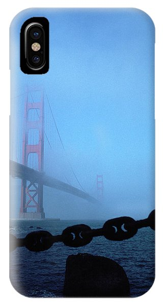 Golden Gate Bridge From Fort Point IPhone Case