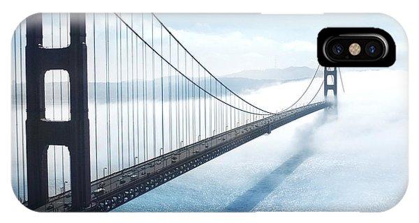 San Francisco iPhone Case - Golden Gate Bridge by Happy Home Artistry