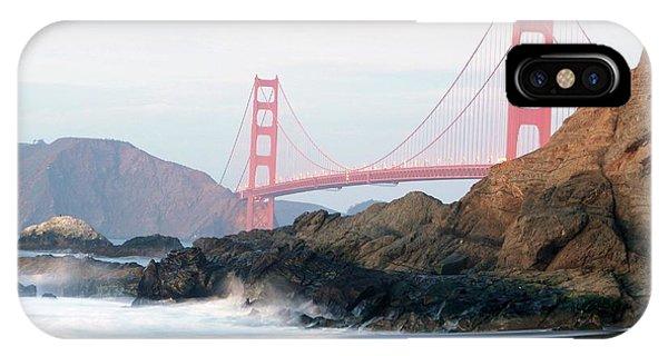 Golden Gate Bridge IPhone Case