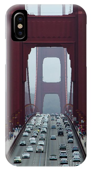 Golden Gate Bridge, San Francisco IPhone Case