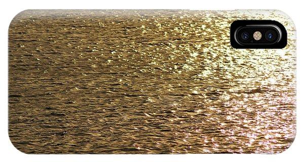 Golden Lake IPhone Case