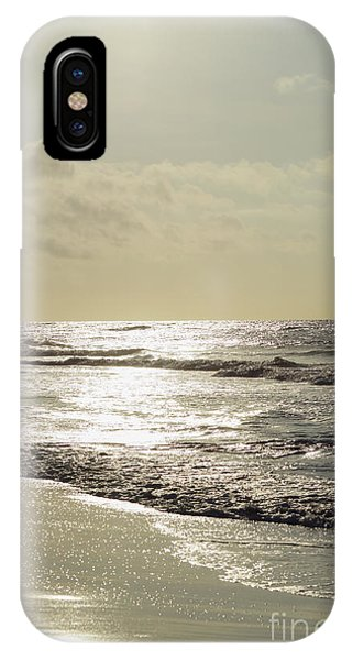 Golden Morning At Folly IPhone Case