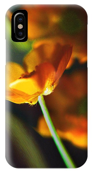 Golden Possibilities... IPhone Case