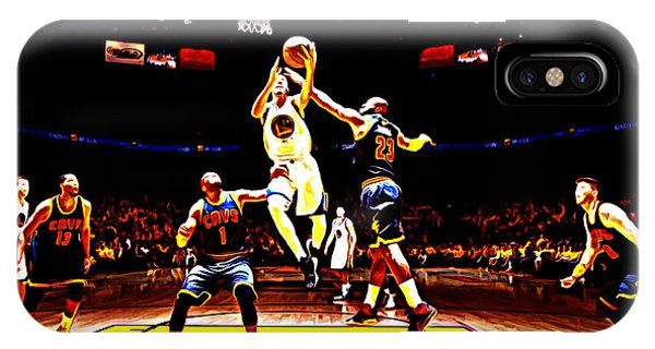 Golden State Warriors Shaun Livingston IPhone Case