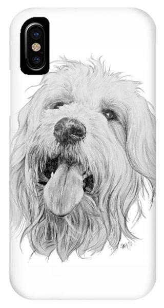 Goldendoodle IPhone Case