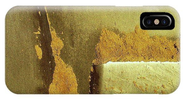 Goldrush IPhone Case