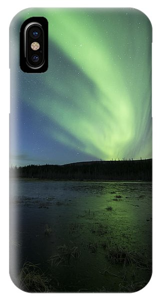 Goldstream Reflection IPhone Case
