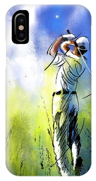 Golfscape 01 IPhone Case