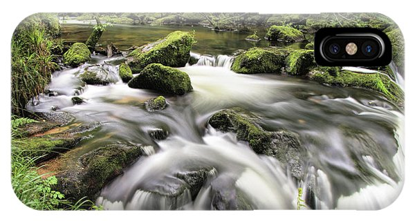 Golitha Falls IPhone Case