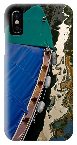 Gondola Reflection IPhone Case