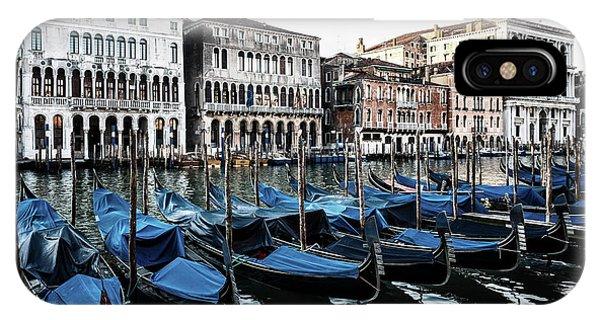 Gondolas IPhone Case