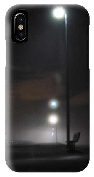 Gone To The Mist IPhone Case