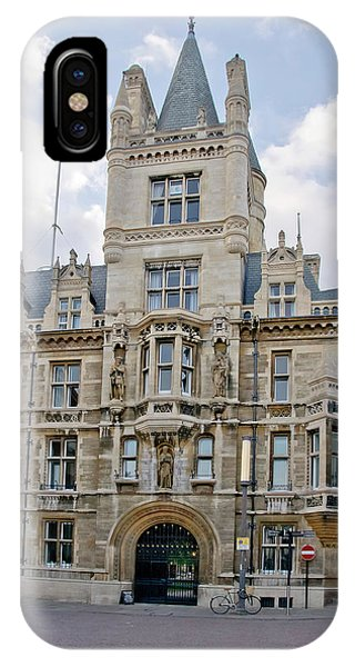 Gonville And Caius College. Cambridge. IPhone Case