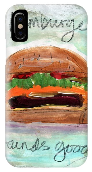 Good Burger IPhone Case