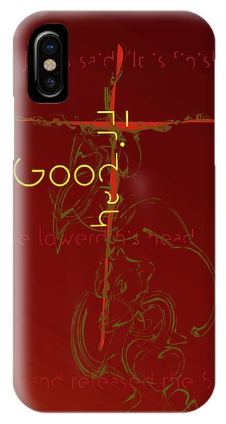 Good Friday IPhone Case