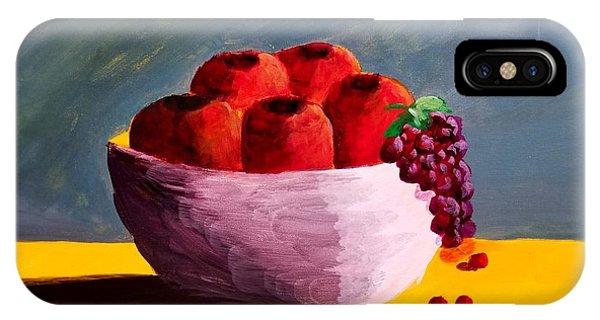 Good Fruit IPhone Case