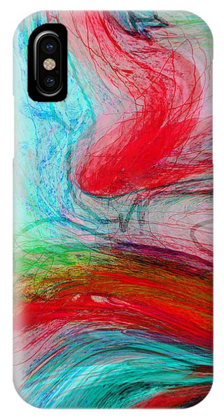 IPhone Case featuring the digital art Good Is Coming 3 by Kate Word