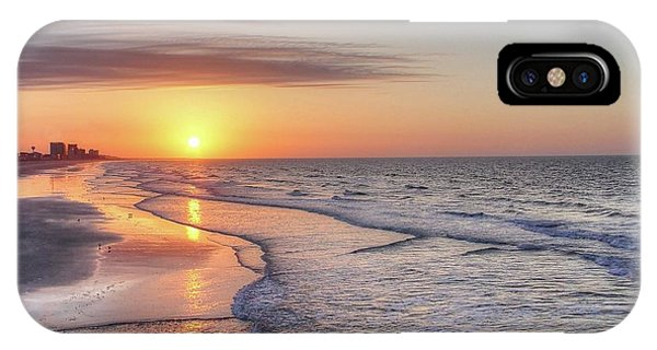 Good Morning Grand Strand IPhone Case