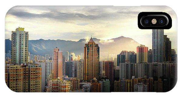 Good Morning, Hong Kong IPhone Case
